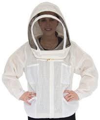 <b>Ultra Breeze</b> Large Beekeeping Jacket with Veil
