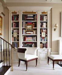 fantastic white built in bookcase library lights sconces classic bookcase lighting ideas