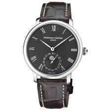 Механические автоматические наручные <b>часы Frédérique Constant</b>