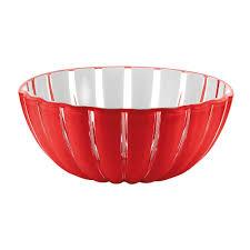 <b>Салатница</b> Guzzini <b>Grace</b> 20 см красная