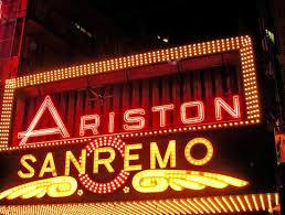 Festival di Sanremo presenter pollice verso