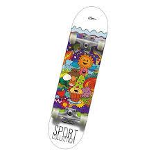 <b>Скейтборд</b> SC <b>MUFFIN</b> JR Mini-board — купить в интернет ...