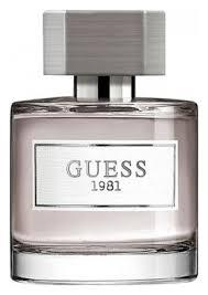 <b>Guess 1981</b> For Men — мужские <b>духи</b>, парфюмерная и туалетная ...