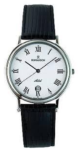 Наручные <b>часы ROMANSON TL0162SMW</b>(<b>WH</b>) — купить по ...
