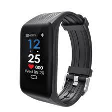 dc28 plus 0.96'' tft color display <b>ip67</b> hr <b>bluetooth watch</b> at Banggood