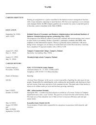 sample cv business management graduate cv examples and samples sample cv business management graduate graduate manager cv template dayjob 11 it resume sample for fresh
