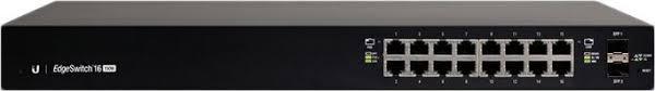 Купить <b>Коммутатор UBIQUITI EdgeSwitch ES-16-150W</b>-EU в ...