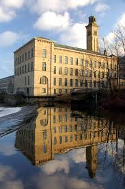 industrial revolution essay in 1st person point of view speaking saltaire new mill part of a unesco world heritage site in west yorkshire england