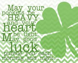 Happy St. Patrick day quotes cards via Relatably.com