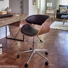 retro office desk chair adjustable seat vintage guest swivel mid century modern amazing retro office chair