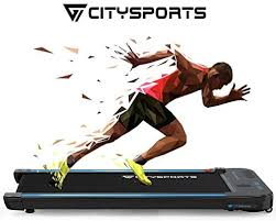 <b>CITYSPORTS</b> Electric Walking Machine 440W- Buy Online in ...