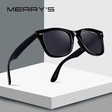 <b>MERRY'S</b> Men/<b>Women</b> Classic Retro <b>Rivet</b> Polarized Sunglasses ...