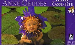Anne Geddes - 500 Piece Jigsaw Puzzle - v3: Toys ... - Amazon.com