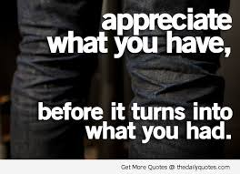 Image result for appreciate quotes