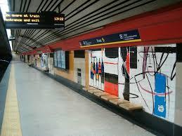 Ligne jaune du métro de Lisbonne