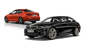 2019 <b>BMW 3</b> Series: See The Changes Side-By-Side