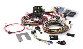 painless wiring fuse block solidfonts tri five chevy parts electrical and wiring switches fuses