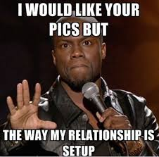 HOW MEN AND WOMEN ACT ON FACEBOOK AND INSTAGRAM [#FUNNY #MEME ... via Relatably.com