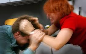 Violencia contra el varón