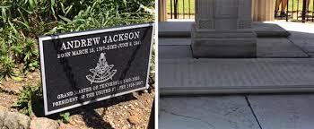 「Andrew Jackson grave」の画像検索結果