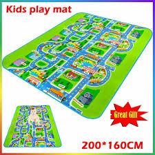 <b>Гигантские дети Город Playmat</b> Fun Город Автомобили Играть ...