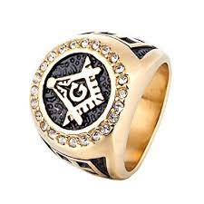 ZMY <b>2018</b> Fashion Mens Jewelry Rings <b>316L Stainless Steel</b> Rings ...