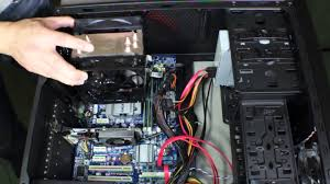 Installing an After Market <b>CPU Cooler Fan</b> - <b>Cooler</b> Master Hyper ...