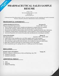 Resume  Professional resume samples and Professional resume on     Pinterest Pharmaceutical  Sales Resume Sample  resumecompanion com