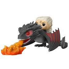 <b>Funko POP! Rides</b>: <b>Game</b> of Thrones - Daeneys on Fiery Drogon ...