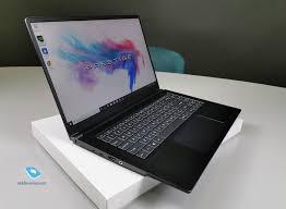 Mobile-review.com #Эхо38: <b>ноутбук</b> будущего <b>MSI Prestige</b> 15 ...
