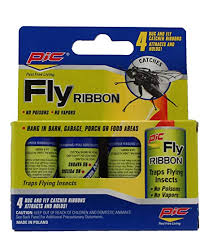 PIC Fly Ribbon Bug & Insect Catcher (4 Pack) : Insect ... - Amazon.com
