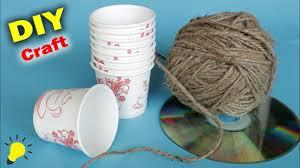 Best out of Waste Idea <b>2018</b> || <b>Handmade</b> Craft Idea || DIY Desk ...