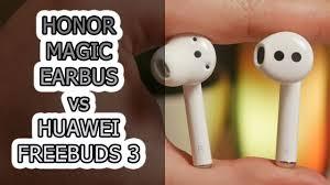 БОЛЬШОЕ СРАВНЕНИЕ | <b>Honor Magic Earbuds</b> vs <b>Huawei</b> ...