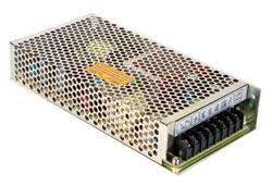 RT-125 Series - 125W <b>Triple Output</b> AC-<b>DC Switching Power</b> Supply