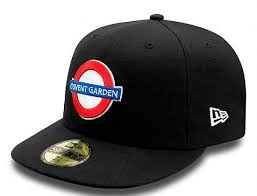 London Underground Covent Garden 59Fifty Fitted Cap By NEW ERA