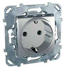 <b>Розетка Schneider Electric</b> Unica TOP <b>MGU5.033.30ZD</b>,16А, с ...