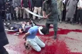Resultado de imagen de decapitaciones en arabia saudi