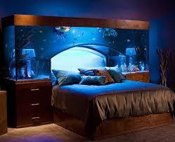 the tropical home office aquarium office