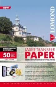 <b>Термотрансферная Бумага</b> для лазерной печати NEW ...