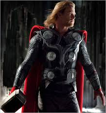 'Thor,' With Chris Hemsworth - Review - The <b>New</b> York Times