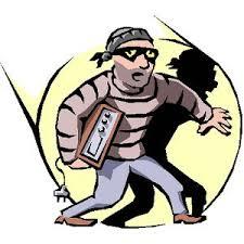 Resultado de imagem para símbolo de roubo