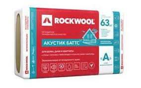 <b>Rockwool Акустик Баттс</b> для шумоизоляции купить в Москве по ...