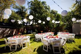 great backyard party lighting ideas with lots of chandeliers1 backyard party lighting