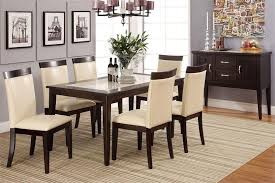 glass dining breakfast set furniture