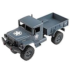 Buy Slolvedi WLtoys <b>124301 1:12</b> 4WD Military Truck Electric ...