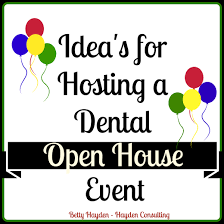 dental office open house event ideas office ideas we and dental are you considering hosting an open house event for your dental office here are some