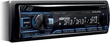 <b>Alpine</b> Electronics <b>CDE</b>-205DAB CD: Amazon.co.uk: Electronics
