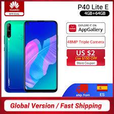 <b>Global Version Huawei P40</b> Lite E Smartphone 4GB 64GB 6.39 inch ...