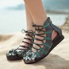 80 Best sandals images in 2019 | Flat sandals, Boho sandals, Bare ...