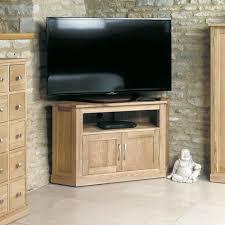 baumhaus mobel oak corner television cabinet baumhaus mobel solid oak corner